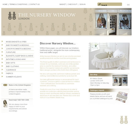 Nursery Window